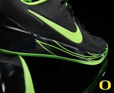 Here's a look at the Nike Kobe A.D. PE that the Oregon Ducks basketball  team wore