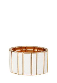 Faux Leather  Metal Bracelet | FOREVER21 #Accessories