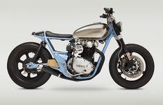 XS650 The Ripper