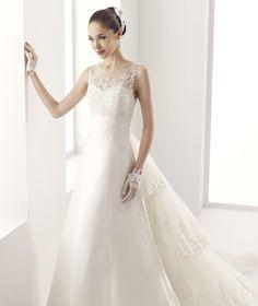 Wedding Dress Jolies Jersey JOAB15457IV 2015