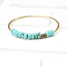 Turquoise Bangle design inspiration on Fab.