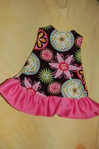 Easy Baby Doll dress