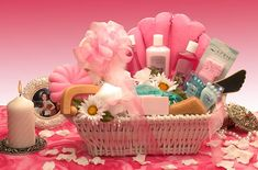 La Bella Baskets and Gifts is a US leader in Gift Baskets and Personalized Gifts. With a wide selection of gift baskets and personalized gifts plus an amazing multi-level marketing opportunity we truly love our work! Gift Baskets For Women, Mother's Day Gift Baskets, Easter Gift Baskets, Raffle Baskets, Spa Gifts, Food Gifts, Spa Basket, Basket Ideas, Luxury Gifts For Women