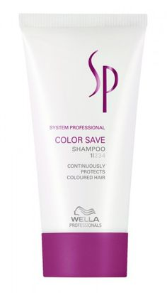 Wella SP Color Save - Shampoo
