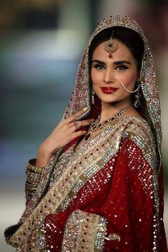 Pakistani model, Mehreen Syed
