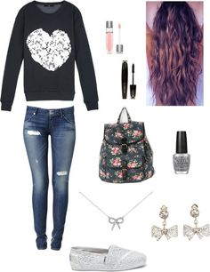outfits to wear to school 5 best