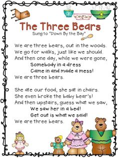 Fairy Tales In Kindergarten Math And Literacy Activities