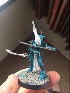Iybraesil Wraithblade