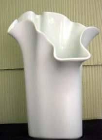 Rich decorated 70´s design Rosenthal studio linie Porzellan Vase 2767//24 25 cm