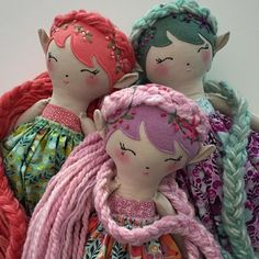 These little woodland elves will be available in my Etsy shop today at 2:00pm CDT. I will have two of each doll available made to order tonight at 7:00pm CDT. Thank you everyone for all the kind words you have shared about these little elves!  #marmmieandmesews #marmmieandme #handmade #handmadedolls #heirloomdolls #linendoll #fabricdolls #softdolls #woodlanddolls #whimsicaldolls #elfdolls #fairydolls #pixiedolls #etsydolls #woodlandadventures #woodland #whimsicle #kidsdecor #childrensde...