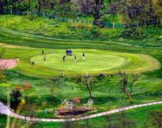 Royal Springs #Golf #Course, #Srinagar, #Kashmir.
