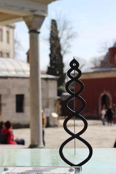 OTTOMAN HORIZONTAL SUNDIALS - ISTANBUL