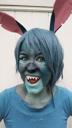 lilo and stitch makeup - Google Search