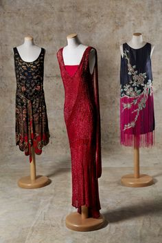 Chanel (1920–28): dresses that belonged to Princess Emilia Altieri. Donated by Princess Domietta del Drago. Tirelli Costumi authentic collection