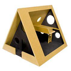 Our Children's Gorilla A-Frame House