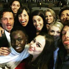 Walking Dead Cast And Fear The Walking Dead Cast