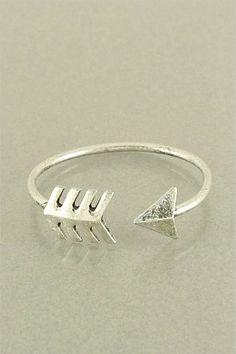 Cupid's Arrow Bracelet $17.00 #arrow #bracelet #jewelry