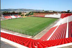 Estádio Joaquim Henrique Nogueira (Arena do Jacaré) - Sete Lagoa (MG) - Capacidade: 19,8 mil - Clube: Democrata