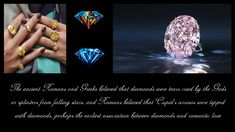 Did you already know this startling fact about the diamond, your soul stone? Who would not love to adorn those priceless tear drops emanating from the Greek Gods and Goddesses themselves? Also, you now know what fuels the timeless tale behind the Cunning Cupid's arrows. Enthralling! Isn't it?  #1stPost #TheDiamondBookOfFacts #LuminiscenceOutside #EnchantmentWithin #KapishJewels