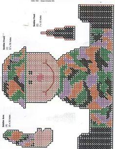 Soldier shelf sitter 2