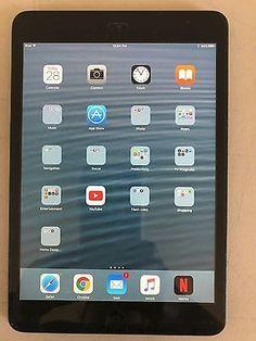 #computer Apple iPad mini 1st Generation 64GB, Wi-Fi, 7.9in - Black & Slate please retweet