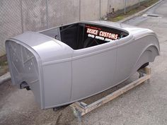 29 ford truck fiberglass body  | Deuce Customs - Fiberglass Hot Rod Bodies