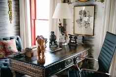 Dennis Brackeen's Office in our Design Studio // Houston, TX