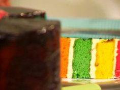 Cake de Colores