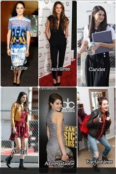 Awesome. I love Shai heaps. She's such a great role model, very inspiring. She's gorgeous, amazing, talented, i just love her so much!!! Of course, Tris is also the same. Shailene is down-to-earth, and i think her and Theo are adorable <3 xxx