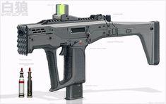 Robotics / Weapons �V Digital Art by Ben Mauro | http://cgvilla.com/2014/12/18/robotics-weapons-digital-art-by-ben-mauro/