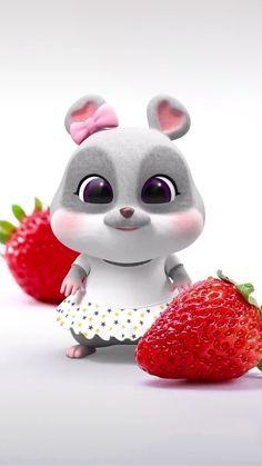 Cute Love Wallpapers, Cute Cartoon Wallpapers, Cute Baby Dolls, Cute Babies, Cute Bunny Cartoon, Pig Wallpaper, Teddy Girl, Cute Baby Videos, Cute Pigs