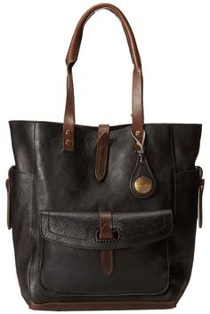 Will Leather Goods Ashland Tote. Buy for $425 at Zappos.