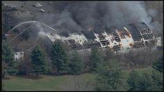 PHOTOS: Fire Erupts at Northeast Philly Aquatic Center | NBC 10 Philadelphia