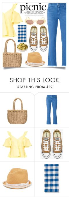 """Picnic in the Park"" by alaria ❤ liked on Polyvore featuring STELLA McCARTNEY, rag & bone, Grandin Road and picnic"