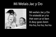 From jackdaws to cuckoos and goats to little dogs, if you went to school in Wales, chances are you sang these songs Learn Welsh, Welsh Words, Welsh Language, Wales Rugby, Wales Uk, Piece Of Music, Cymru, Make You Cry, Definitions