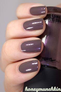 Beauty nails color