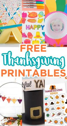 Thanksgiving Placemats, Free Thanksgiving Printables, Thanksgiving Coloring Pages, Thanksgiving Crafts For Kids, Fun Crafts For Kids, Toddler Crafts, Preschool Crafts, Holiday Crafts, Tissue Paper Crafts