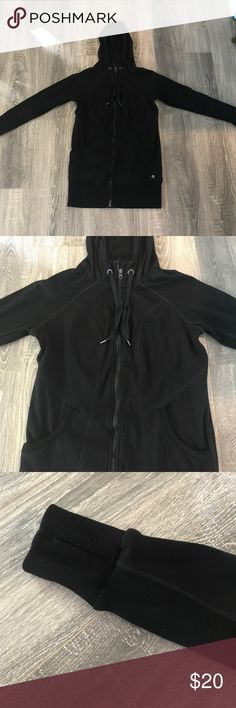 Selling this 90 Degree by Reflex Long Hoodie (w/ thumb holes!) on Poshmark! My username is: girlonthegrove. #shopmycloset #poshmark #fashion #shopping #style #forsale #90 Degree By Reflex #Other