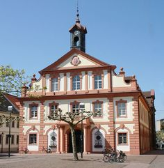 Rastatt Mansions, House Styles, City, Home Decor, Places, Bathing, Decoration Home, Manor Houses, Room Decor