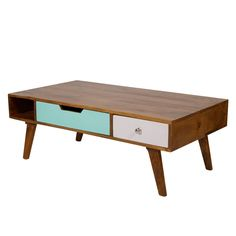 Hector Wood Coffee Table