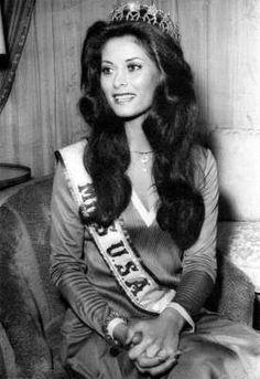Summer Bartholomew Miss California USA 1975 Miss USA 1975