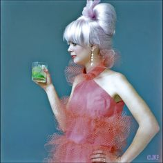 """harder-than-you-think: """"Cindy Wilson of The late """" Kate Pierson, Cindy Wilson, B 52s, Of Montreal, The New Wave, Post Punk, Big Hair, Punk Rock, Pretty In Pink"""