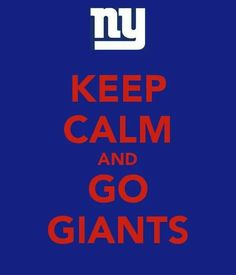 Born and raised Ny giants fan! ♥ We are going to make those Cowboys cry today!(: