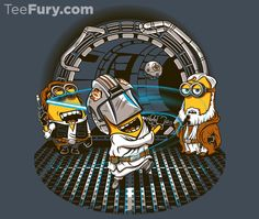Despicable Training by DJKopet! Get it at Teefury.com only!