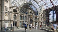 Antwerp: Belgium's city of surprises - Newsday