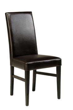 Stuhl Elena - 2er Set Diese Stühle gehören zur natürlich gestalteten Esszimmer-Serie Elena in Eiche Nachbildung und Steinoptik - Dekor. Eine Möbellinie für die ältere wie die jüngere...