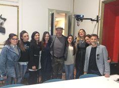 Ecco il personaggio, Mario Venuti, che vestiranno le nostre studentesse di Fashion Styling... Ma quando?