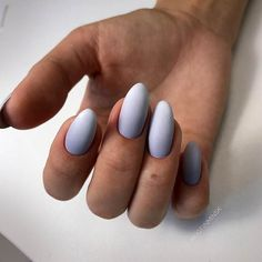 Matte Purple Nails Color ❤️ 36 Bright Designs With The Trendiest Summer Nails Colors❤️ See more: https://naildesignsjournal.com/summer-nails-colors/ #naildesignsjournal #nails #nailart #naildesigns #summernails #colors