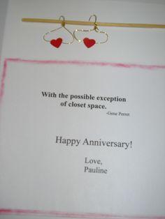 Anniversary- inside
