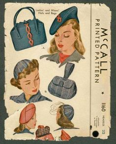 McCall 1160 - Vintage Sewing Patterns - Wikia
